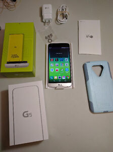 Factory UNLOCKED LG G5 IN BOX GREAT GIFT!!!