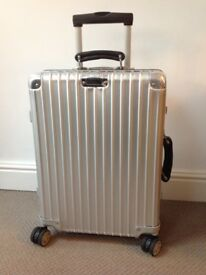 Rimowa Classic Flight Carry On Suitcase 55cm