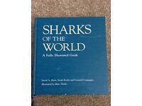 Sharks and Marine Ecology Books