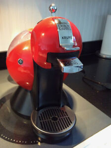 cafetiere Krupps Dolce Gusto