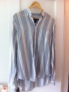 Marc Jacobs shirt -- 100% cotton, Portuguese