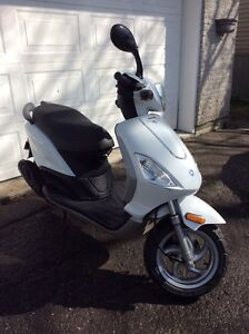 Scooter Piaggio Fly 50 4T 2009
