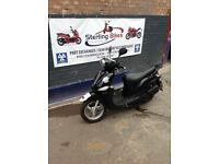 YAMAHA DELIGHT 115CC LOW MILEAGE 2015 - STERLING