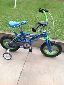 Amigo kids bike in very good condition , 12 inch age 3/5.