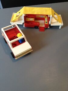 Fisher price truck and camper Kingston Kingston Area image 1