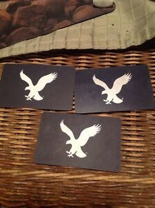 American Eagle Cards