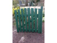 Solid WOODEN GATE - Well Made, Excellent Condition