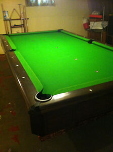 Fischer Questor vintage Pool Table, excellent condition London Ontario image 1