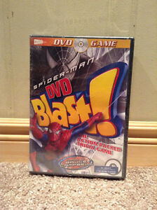 Spiderman DVD Trivia Game -NEVER OPENED! Kitchener / Waterloo Kitchener Area image 1