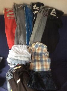 Teen boys clothing