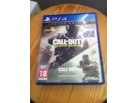 Call Of Duty Infinite Warfare / Modern Warfare PS4