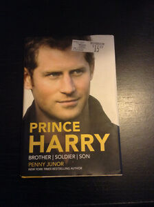 livre Prince Harry Brother, soldier, son (anglais)