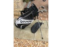 Taylormade Golf Bag and Irons 320 series