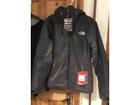 North face insulated jacket Size S
