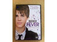 Justin Bieber story DVD