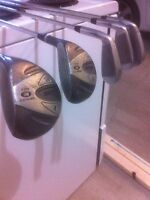 5 golf clubs for 20