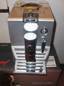 JURA Ena9 OneTouch, coffee maker, cappuccino.BRAND NEW