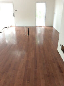 Maple solid hardwood timberland value grade 88 sq ft