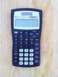 Calculatrice fonctionne très bien