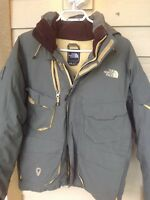 Manteau hiver ski homme North Face Small