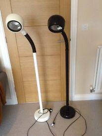 1970s retro lamps