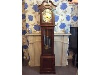 Grandfather clock. Westminster chimes