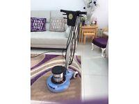 Floor polisher/ buffing machine