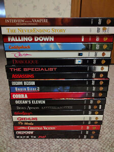 Huge 100 Count DVD Movie Lot - Less than $1 a piece! London Ontario image 4