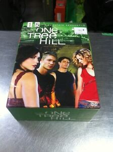 Collection DVD one tree hill saison 1 a 5 bonne condition