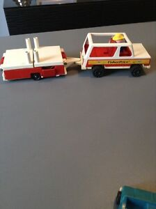 Fisher price truck and camper Kingston Kingston Area image 2
