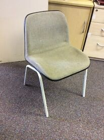 Grey chairs.£3 each. (3 available)