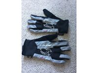 Castelli winter waterproof cycling gloves size small