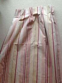 Laura Ashley Double pleat Curtains