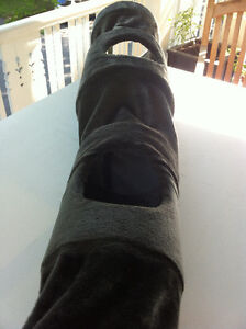 Plush Long Cat Expendable Tunnel With Two Extra Holes - Gray Peterborough Peterborough Area image 4