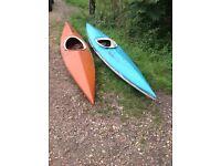 Canoes x2