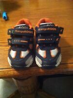 Toddler boys size 5 running shoes