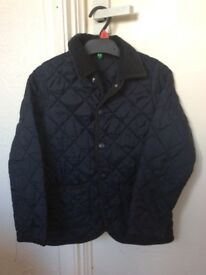 Girl's Quilted Jacket