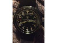 Genuine Smith & Wesson Gents Military Style Wrist Watch