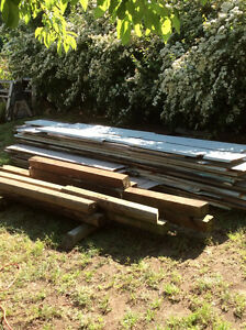 Used Lumber & Siding or Firewood
