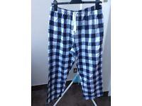 Mens Size Medium Loungewear Pants