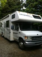 Ford Majestic RV Motorhome