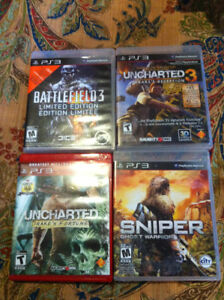lot of 14 ps3 games