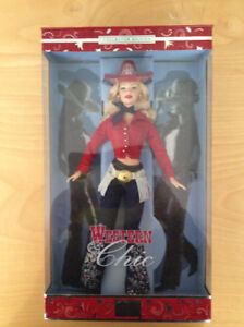 BUBBA - Rare Collector Barbie items #4