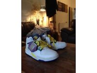 Original Reebok Pumps - size 10(UK) - with tags