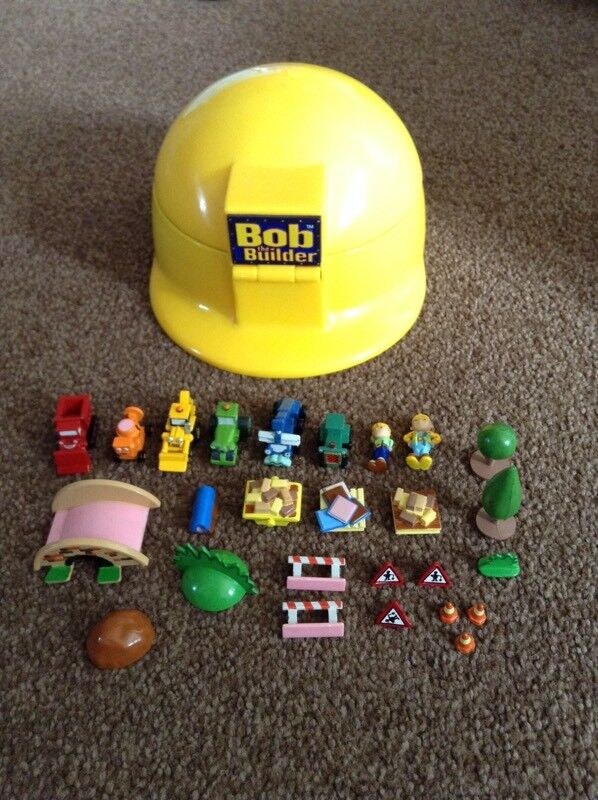 Bob the Builder Hard Hat Playset