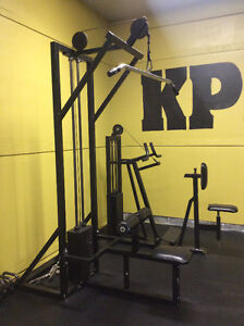 Lat Pulldown Cable Machine - NEED GONE