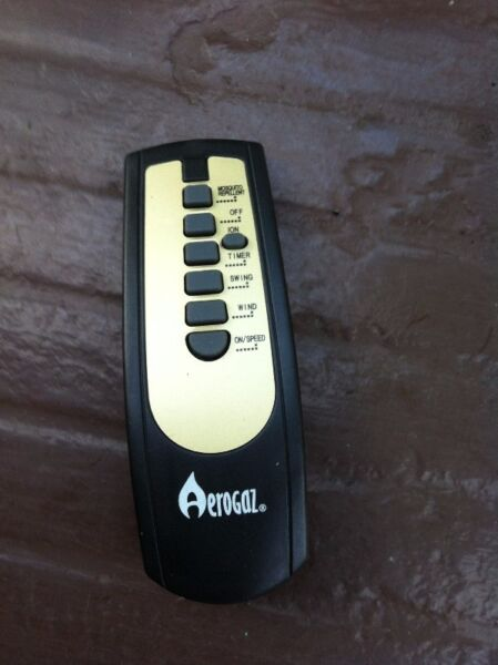 Aerogaz Fan remote control. In good working condition.