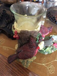 Cardinal candle holders Cornwall Ontario image 3