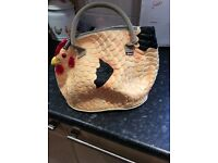 Chicken handbag