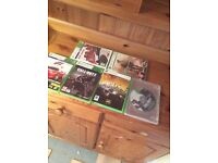 Xbox 360, headset, connect and games